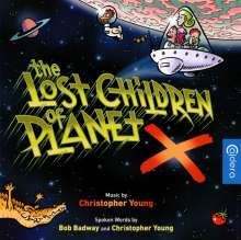 Badway, Bob / Young, Christopher: Filmmusik: The Lost Children Of Planet X, CD
