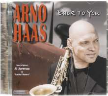 Arno Haas: Back To You, CD