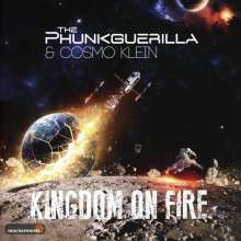The Phunkguerilla & Cosmo Klein: Kingdom On Fire, CD