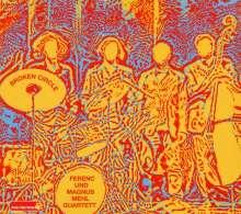 FUMMQ (Ferenc und Magnus Mehl Quartett): Broken Circle, CD