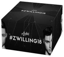 Die Lochis: #Zwilling18 (Deluxe-Box), 3 CDs