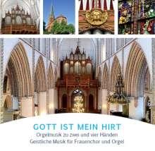 Josef Rheinberger (1839-1901): Messe A-Dur op.126 für Frauenchor & Orgel, CD