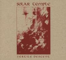 Solar Temple: Fertile Descent, CD