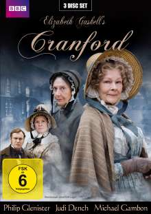 Cranford (Komplette Serie), 3 DVDs
