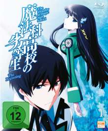 The Irregular At Magic High School Vol. 1 (Blu-ray), Blu-ray Disc