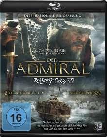 Der Admiral (Blu-ray), Blu-ray Disc