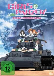 Girls & Panzer Vol. 1 (mit Sammelschuber), DVD
