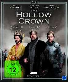The Hollow Crown Season 1 (Blu-ray), 4 Blu-ray Discs