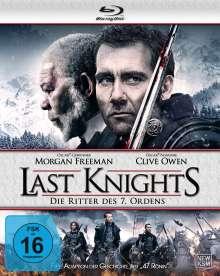 Last Knights (Blu-ray), Blu-ray Disc