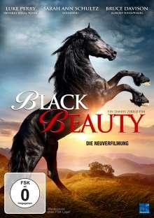 Black Beauty (2015), DVD