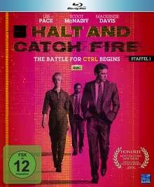 Halt and Catch Fire Staffel 1 (Blu-ray), 4 Blu-ray Discs