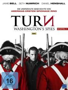 Turn - Washington's Spies Staffel 1, 4 DVDs