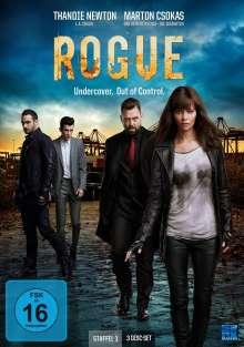 Rogue Season 1, 3 DVDs