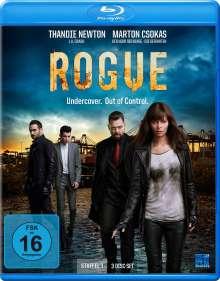 Rogue Season 1 (Blu-ray), 3 Blu-ray Discs
