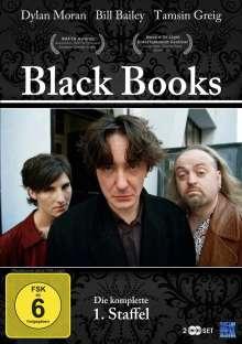 Black Books Season 1, 2 DVDs
