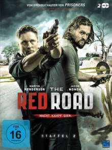The Red Road Season 2, 2 DVDs