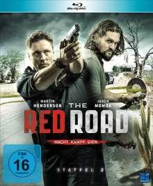 The Red Road Season 2 (Blu-ray), Blu-ray Disc