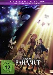 Rage of Bahamut: Genesis (Limited Special Edition im Mediabook) (Blu-ray), 3 Blu-ray Discs