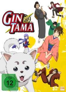 Gintama Vol. 4, 3 DVDs
