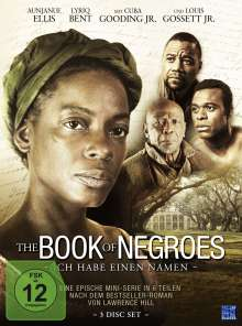 The Book of Negroes, 3 DVDs