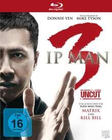 IP Man 3 (Blu-ray), Blu-ray Disc