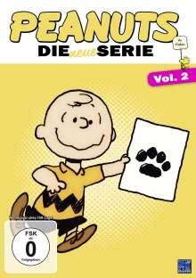 Peanuts: Die neue Serie Vol. 2, DVD