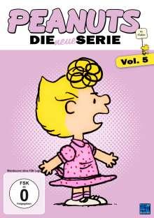 Peanuts: Die neue Serie Vol. 5, DVD