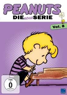 Peanuts: Die neue Serie Vol. 8, DVD