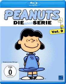 Peanuts: Die neue Serie Vol. 9 (Blu-ray), Blu-ray Disc