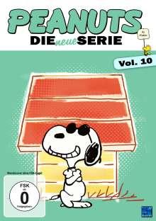 Peanuts: Die neue Serie Vol. 10, DVD