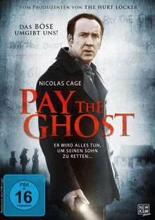 Pay the Ghost, DVD