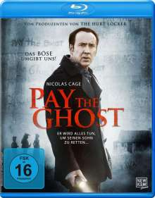 Pay the Ghost (Blu-ray), Blu-ray Disc