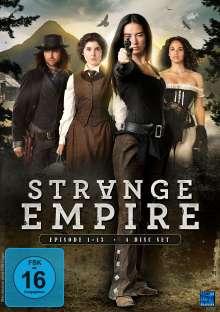 Strange Empire Season 1, 4 DVDs