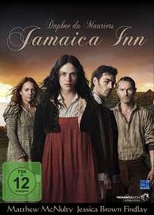 Jamaica Inn (2014), DVD