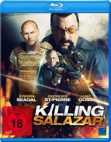 Killing Salazar (Blu-ray), Blu-ray Disc