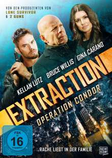 Extraction, DVD