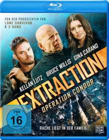 Extraction (Blu-ray), Blu-ray Disc