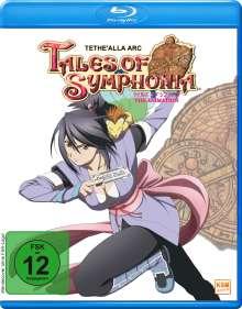 Tales of Symphonia Staffel 2: Thete'alla arc (Blu-ray), Blu-ray Disc
