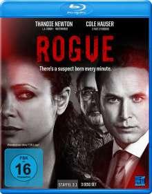 Rogue Season 3 Vol. 1 (Blu-ray), 3 Blu-ray Discs