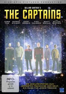 The Captains, DVD