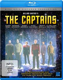 The Captains (Blu-ray), Blu-ray Disc