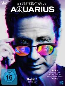 Aquarius Staffel 1, 4 DVDs