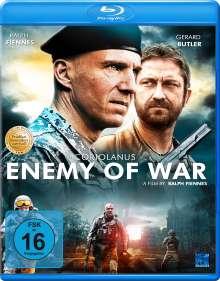 Enemy of War (Blu-ray), Blu-ray Disc