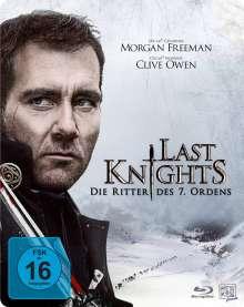 Last Knights (Blu-ray im Steelbook), Blu-ray Disc