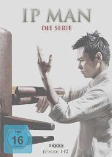 IP Man - Die Serie Staffel 1 Vol. 1, 3 DVDs