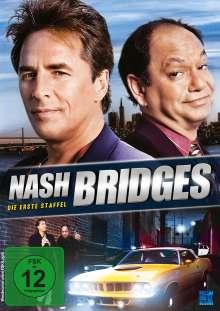 Nash Bridges Staffel 1, 2 DVDs