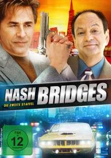 Nash Bridges Staffel 2, 6 DVDs