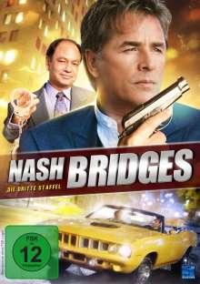 Nash Bridges Staffel 3, 6 DVDs