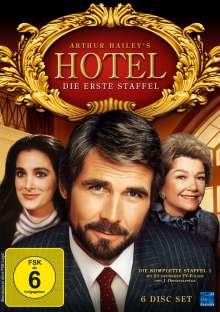 Hotel Staffel 1, 6 DVDs