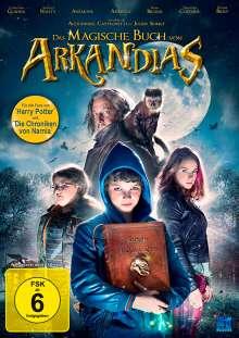 Das magische Buch von Arkandias, DVD